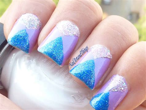 55 beautiful and charming nail art designs