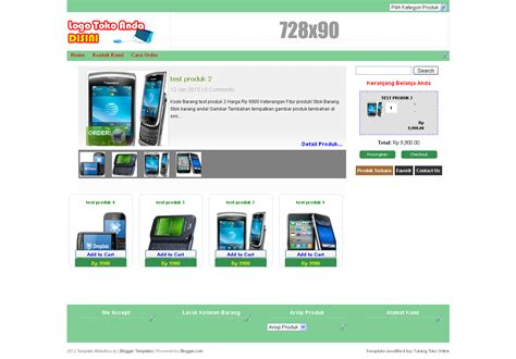 template toko online invoice email download template toko online dengan invoice email