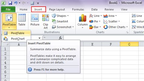 Pivot Table Wizard by Where Are Pivot Table And Pivotchart Wizard In Excel 2007