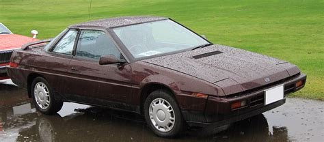 subaru xt subaru xt coupe 1 8 i 4wd turbo 98 hp