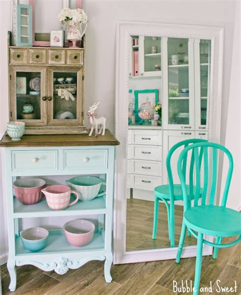 shabby chic corner cabinet bubble and sweet a modern shabby chic corner