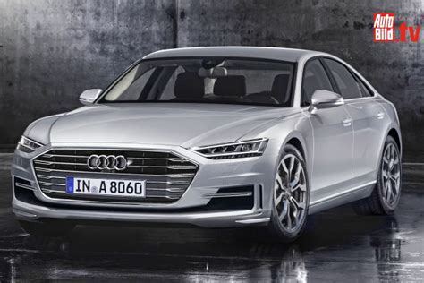 Audi A8 Neu by Video Audi A8 2017 Autobild De