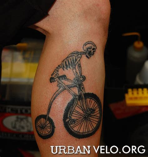 bicycle tattoo tattoo lawas