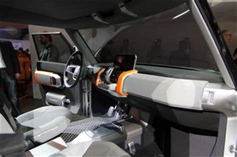 land rover dc100 interior land rover dc100 and dc100 sport concepts car design