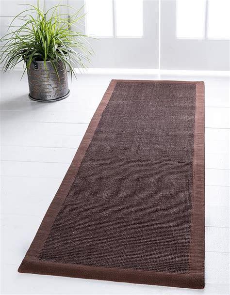 10 x 2 5 rug brown 2 5 x 10 sisal runner rug area rugs irugs uk