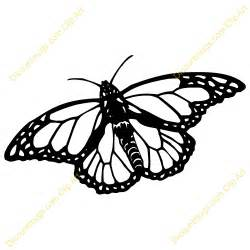 Monarch Butterfly Outline by Monarch Butterfly Clipart Panda Free Clipart Images