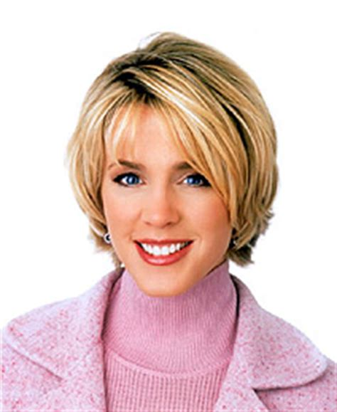 deborah norville hairstyles over the years james ronald whitney