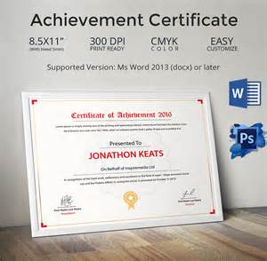 certificate format template word certificate template 31 free download samples 33 psd certificate templates free psd format download