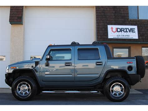 Hummer Original Clothing Anaconda Black 2006 hummer h2 sut sut