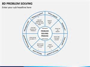 Problem Solving Template by 8d Problem Solving Powerpoint Template