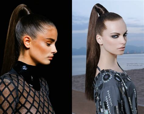 hottest ponytail hairstyles from celebrities trendy hairstyles 2017 your guide to christmas party hairstyles 2017 hairdrome com
