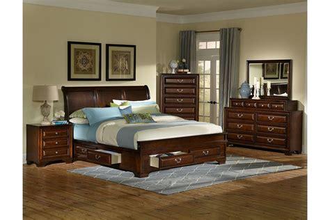 cadence  piece queen bedroom set  gardner white