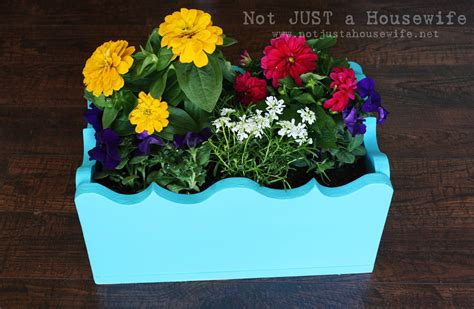How To Make Your Own Planter Box by Build Your Own Planter Box Not Just A