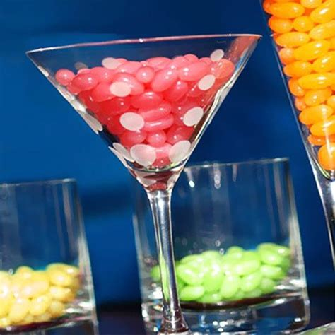 cocktail decorations supplies bulk cocktail flavored jelly beans