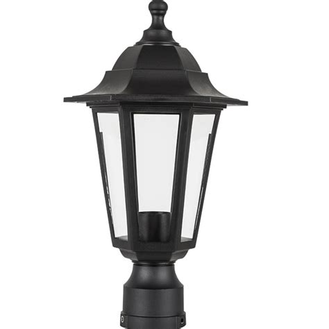 L Post Lighting Fixtures Outdoor L Fixture Post Outside Antique Pole Mount Lighting Light Yard Ebay