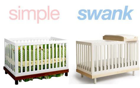 Mod Baby Crib by Inexpensive And Expensive Versions Of The Modern Baby Crib Popsugar