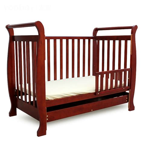 European Baby Cribs by European Style High Quality Solid Wood Baby Bed
