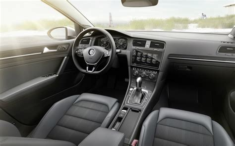volkswagen polo 2017 interior 2017 vw golf gets facelift and tech upgrades