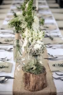 conseils d 233 coration de table mariage rustique