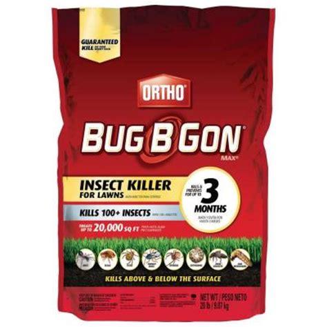 ortho bug b gon safe for pets ortho bug b gon max 20 lb insect killer for lawns