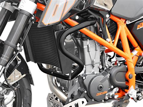 Ktm Crash Bars Crash Bars Ktm 690 Duke R 12 15 Black