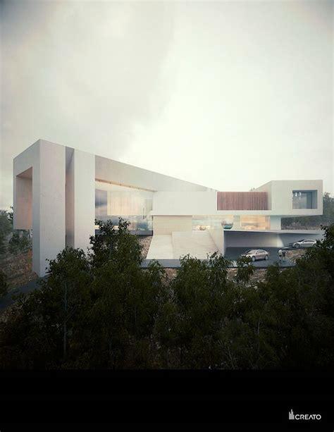 aqua house creato architects casa aqua architecture modern