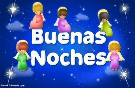 imagenes buenas noches movibles tarjeta de buenas noches con 225 ngeles hola saludos y buen