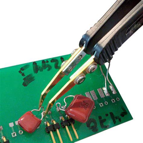 Smart Tweezer Multitester smart tweezers lcr meters from siborg systems inc