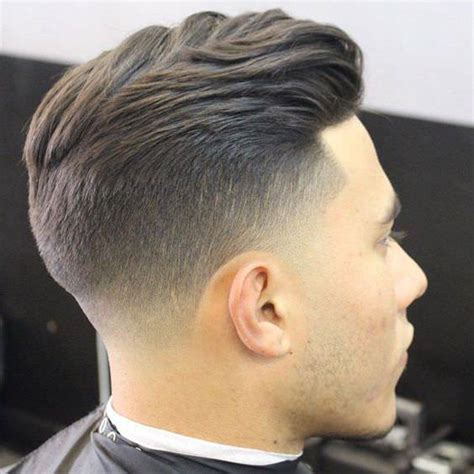 stylish spiked taper haircuts for men step by step taper fade haircut designs cut transforms the classic