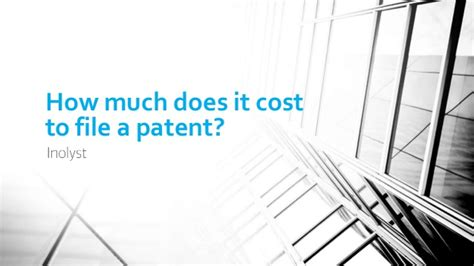 how much does it cost to get a house appraised how much does it cost to file a patent