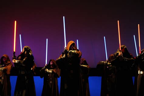 Wars Light Of The how are we to building a real lightsaber science