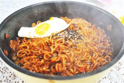 Ramen Keju broth less ramen getting in korea the korea times