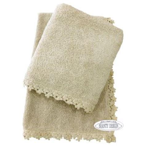 asciugamani bagno asciugamani country e biancheria bagno shabby chic stile
