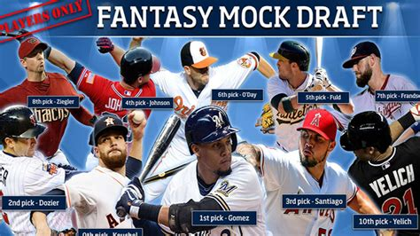 how to update rosters mlb 2015 10 must draft players for fantasy rosters this season