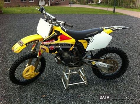 2000 Suzuki Rm 250 2000 Suzuki Rm 250 Clean And Well Maintained