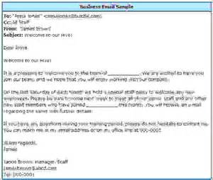 4 proper email formatreport template document report