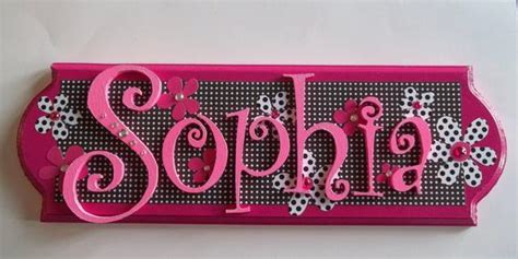 room name signs name personalized wall plaque sign any by sunshowerswoodwork