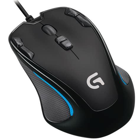 Mouse Gamer Logitech logitech gaming mouse g300s souris pc logitech sur ldlc