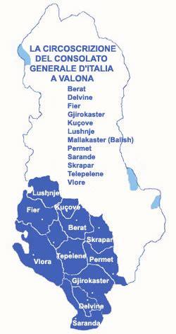 consolato albanese numero di telefono la rete consolare