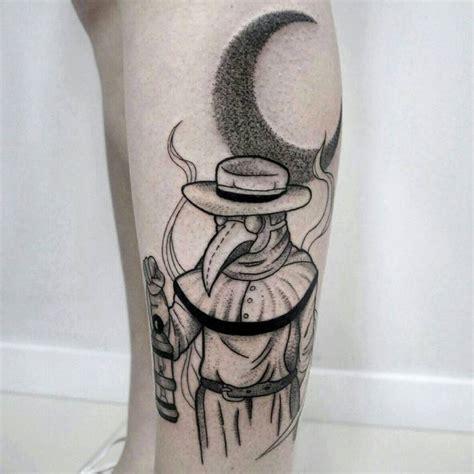 plague doctor tattoo 33 obscure plague doctor designs tattooadore