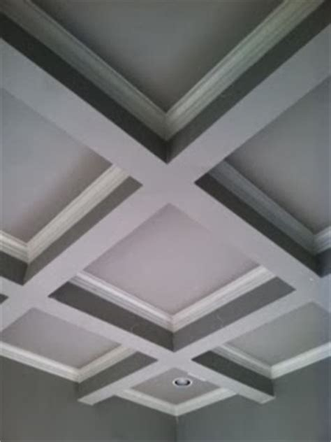 coffered ceiling paint ideas flanigan interiors