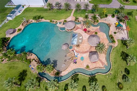 largest backyard pool 25 of the most amazing pools in texas intheswim pool blog