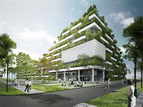 designboom university construction starts on vo trong nghia s fpt university