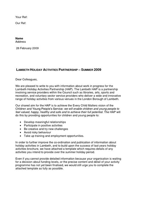 cover letter text font for cover letter
