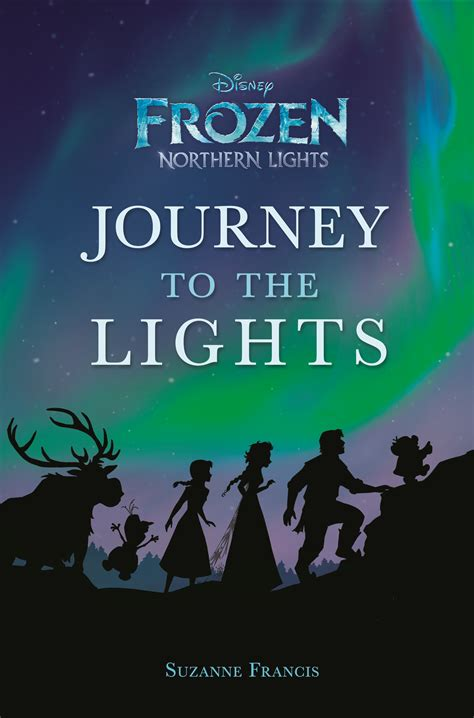 Northern Lights Book by Frozen Story Continues With New Books Shorts Featuring