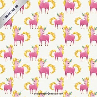 printable unicorn pattern unicorn pattern vectors photos and psd files free download