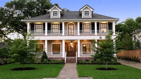 two story house plans with wrap around porch house plans two story wrap around porch youtube