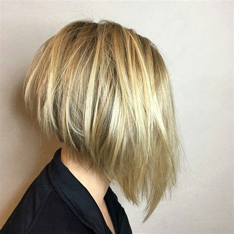 the graduated bob haircut front view rear view of graduated bob hairstyle life style by