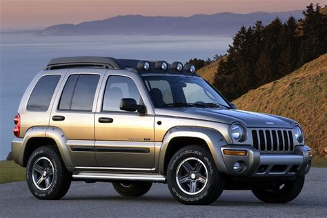 2004 Jeep Liberty Review 2004 Jeep Liberty Reviews Specs And Prices Cars