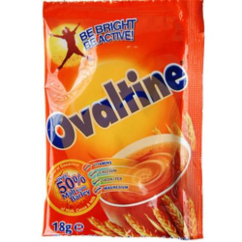 Ovaltine Bubuk Tripleclicks Three In One Ovaltine Beverage